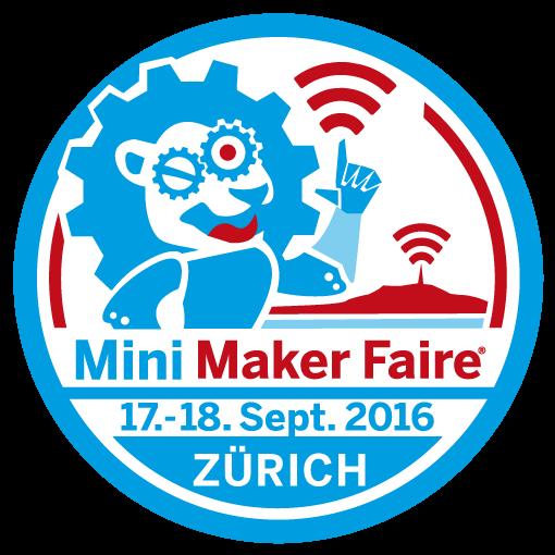 Maker Faire Zürich Logo